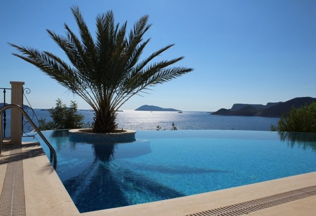 Villas in Turkey, Luxury Villa Lisa