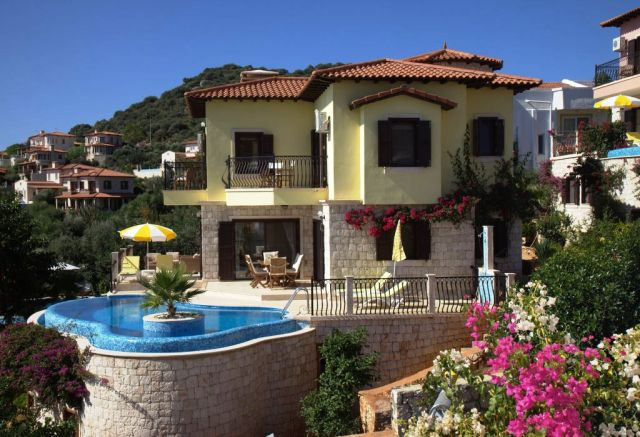 Holiday Villas in Kas, villa limone