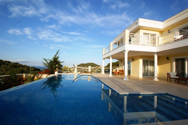 Turkey Villas, villa hermes