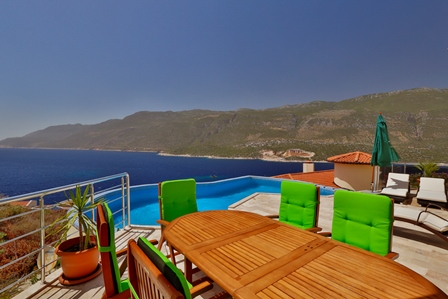 Turkey Holiday Villas, villa hans