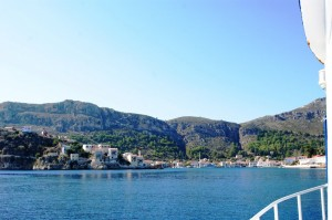 Greek Island Of Mais