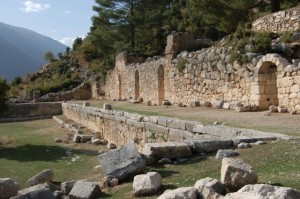 The Ancient city of Arycanda