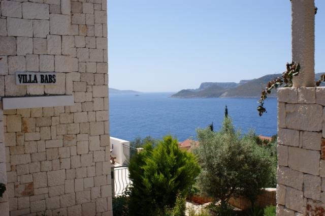 Villa Babs In Kas Turkey