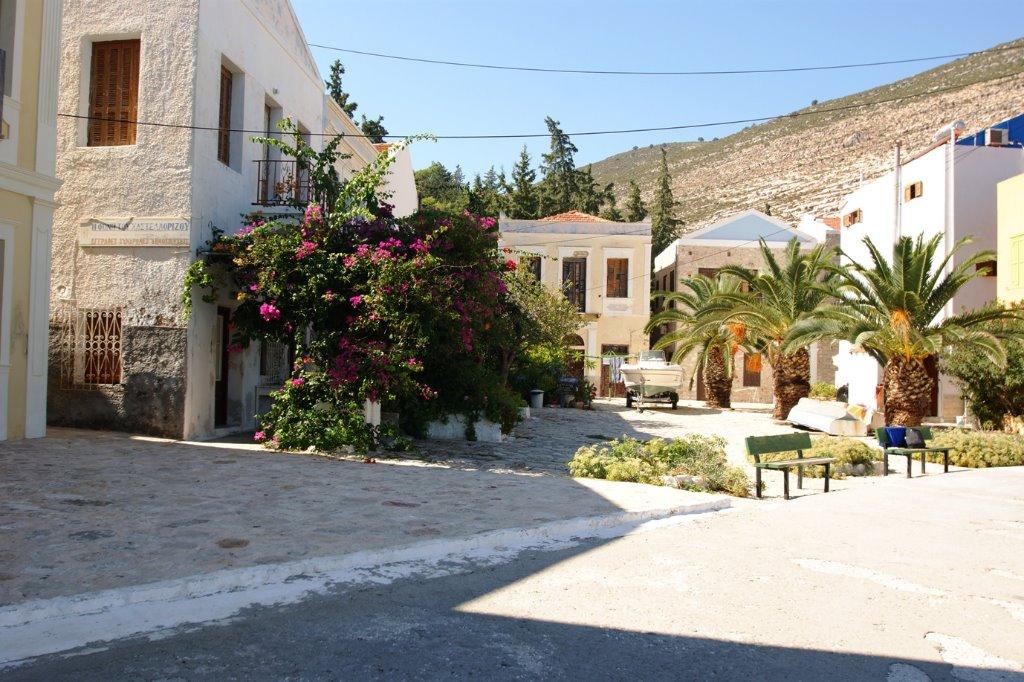 Greek Island Of Mais