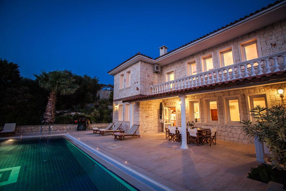 artemis turkish villa kas